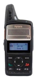 Radio Digital Portátil Hytera Pd366 Uhf 256ch 3w