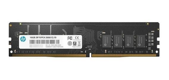 Memoria Pc Hp V2 Ddr4 16gb 2666 Mhz Cl19 Udimm