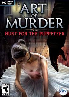Art Of Murder - Hunt For The Puppeteer Steam Key Global