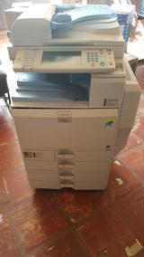 Impressora Multifuncional Ricoh Mpc 3001 Colorida