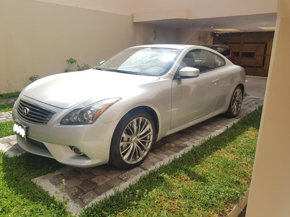 Infinity G37s Coupe 2013
