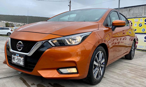 Imagen 1 de 15 de Nissan Versa 2020 1.6 Advance L4 Man At
