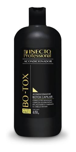 Acondicionador Inecto Professional Bo Tox 650ml Efecto Botox