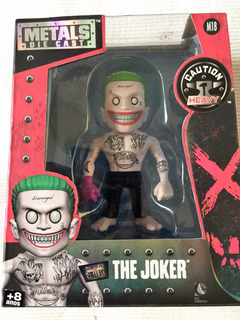 The Joker-jada Toys Metals Die Cast Suicide Squad -