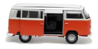 Miniatura Volkswagen T2 Bus 1972 Colecionador - Novo