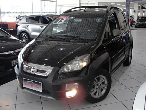 Fiat Idea 1.8 Adventure Flex 2013 Completo 79.000 Km Nova