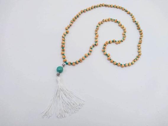 Colar Boa Energia Amuleto Indígena Umbanda Xamânico .3