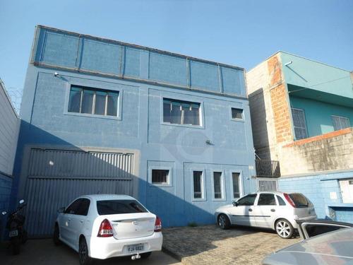 Imagem 1 de 12 de Galpão Comercial À Venda, Jardim Eldorado, Indaiatuba - Ga0057. - Ga0057