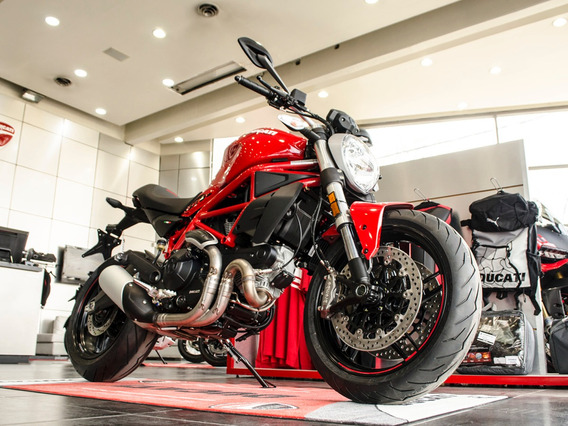 Ducati Monster 797 - Linea 2020 Entrega Inmediata