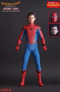 Siderman Home Coming Crazy Toys 1/6