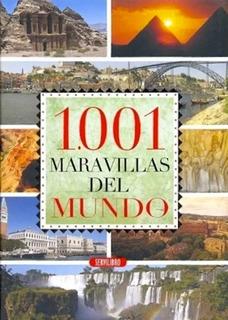 1001 Maravillas Del Mundo - Nuevo - Tapa Dura
