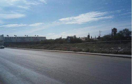 Terreno En Renta Carretera San Luis-rio Verde