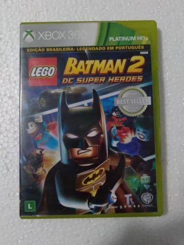 Lego Batman 2 Xbox 360 Mídia Física Seminovo