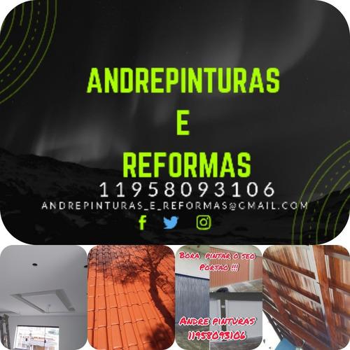 Imagem 1 de 1 de Andre Pinturas E Reformas