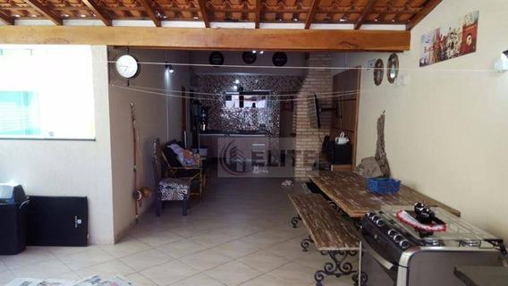 Cobertura Residencial À Venda, Jardim Santo Antônio, Santo André. - Co0751