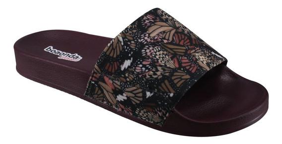 Sandália Boaonda Slide Classic 1737 101 002 |katy Calçados