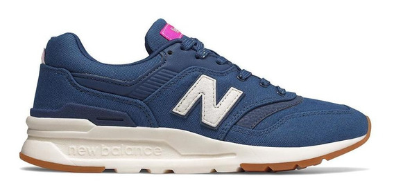 Tênis New Balance 997h Casual Feminino Azul