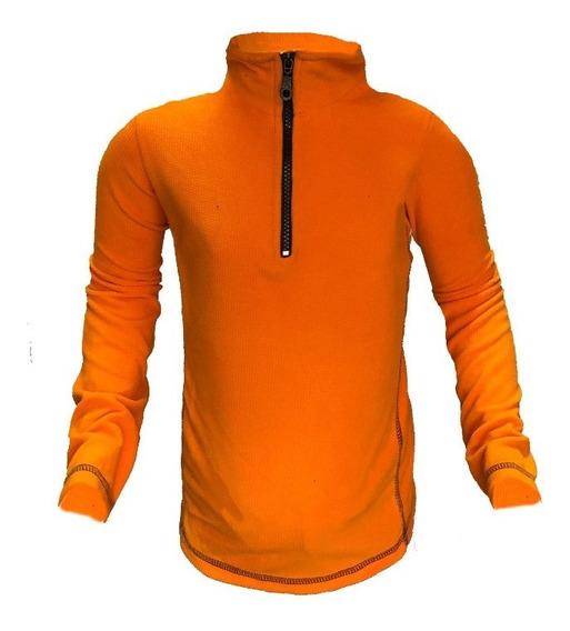 Buzo Sweaters Micropolar Niños Antipeeling 4 Al 14 Jeans710