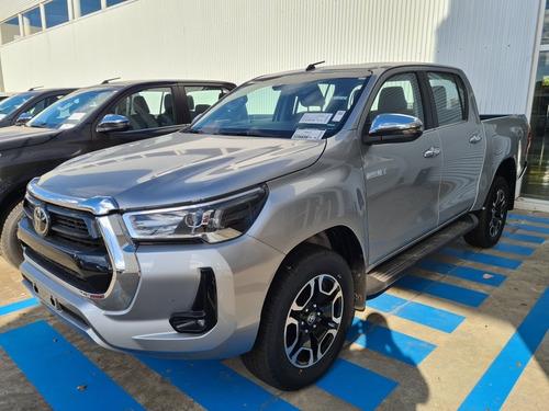 Toyota Hilux 2.8 Cd Srx 177cv 4x4 At 2021.- Entrego Hoy.-