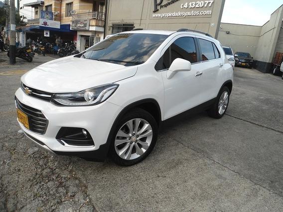 Chevrolet Tracker Aut, Full,4x4, Gasolina 1.8cc 2018