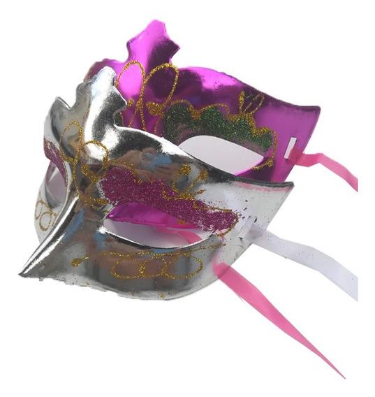 Antifaz Carnaval 10 Piezas