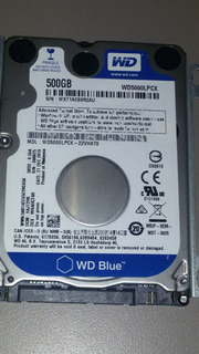 Disco Duro 500 Gb Laptop Sata