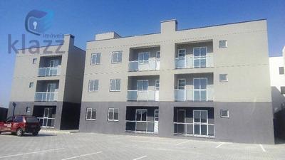 Apartamento Residencial À Venda, Roseira, São José Dos Pinhais. - Ap0215