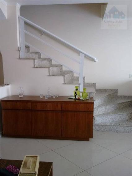 Casa Com 3 Dormitórios À Venda, 130 M² Por R$ 699.000,00 - Vila Valença - São Vicente/sp - Ca0158