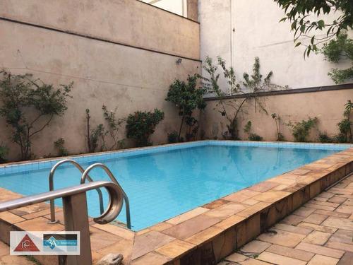 Imagem 1 de 10 de Sobrado Com 3 Dormitórios, 480 M² - Venda Por R$ 2.500.000,00 Ou Aluguel Por R$ 15.000,00/mês - Jardim Anália Franco - São Paulo/sp - So1406