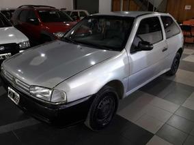 Autos Volkswagen Gol 1.0 Gl Mi Sin Anticipo