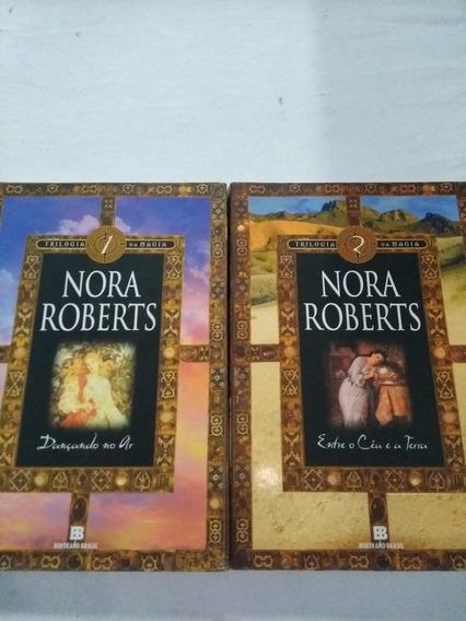 Livro Vol 1 ,2 Da Trilogia -da Magia De Nora Roberts