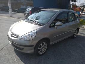 Honda Fit 1.5 Ex Automático 2007 Novissimo