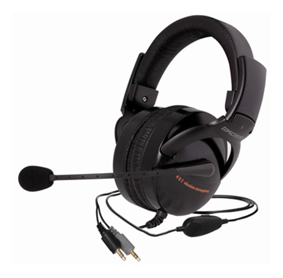 Fone Headset Gamer Com Microfone E Sistema De Vibração Hq 2 Koss