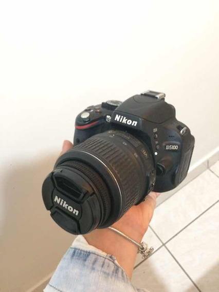 Câmera Dslr Nikon 5100 16,2mp Semiprofissional