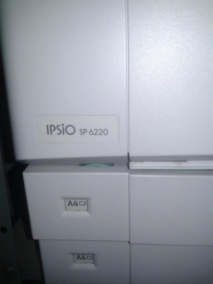 Impressora Laser Ricoh Sp6220 Para Retirada De Peças