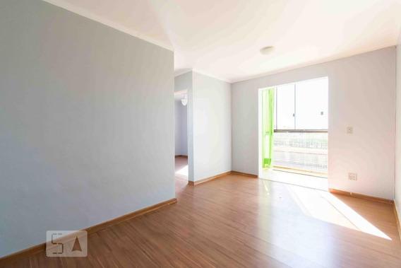Apartamento No 3º Andar Com 2 Dormitórios E 1 Garagem - Id: 892943664 - 243664