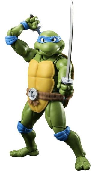 Leonardo Teenage Mutant Ninja Turtles - S.h.figuarts Bandai
