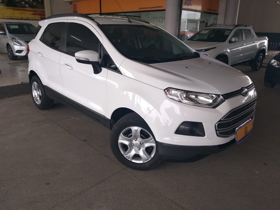 Ford Ecosport 1.6 Se 16v Powershift