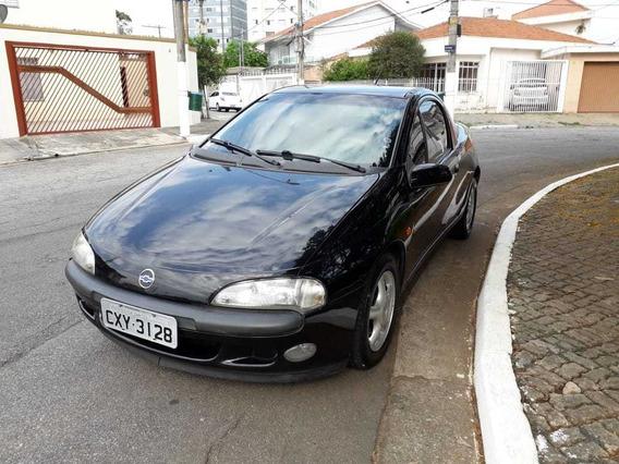 Chevrolet Tigra 1999 Preto Impecável