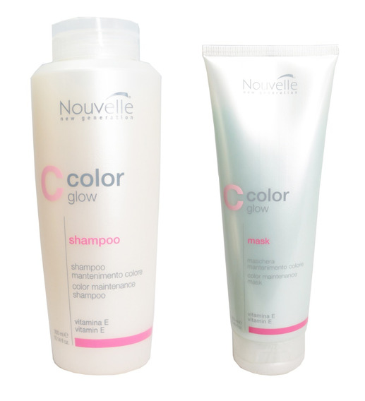 Kit Protector Color Glow Nouvelle Coloración Sha+mas Italia