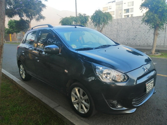 Mitsubishi Mirage Hatchback Mirage
