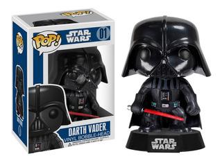 Funko Pop Darth Vader - Star Wars - #01