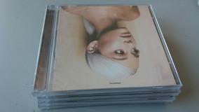 Cd Ariana Grande - Sweetener - Tiragens Ag & Ah - Lacr