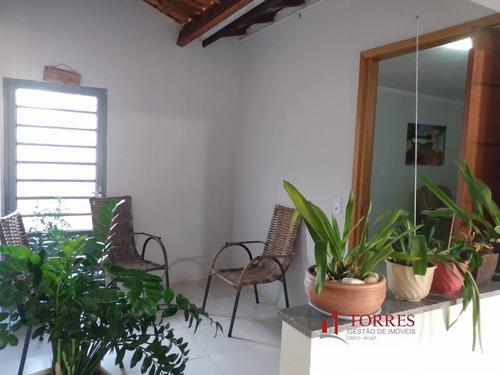 Casa Térrea Para Venda Em Residencial Sítio Santo Antônio Taubaté-sp - 471
