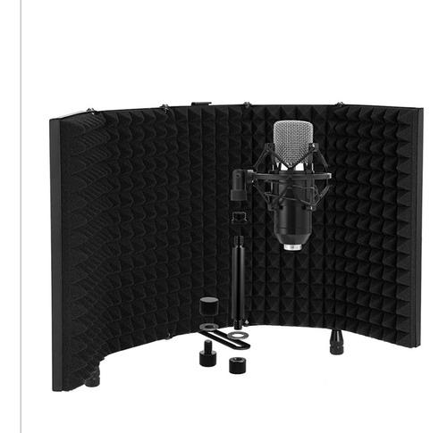 Panel Acustico Filtro De Microfono De Estudio