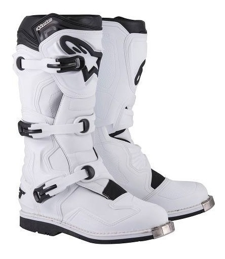 Botas Alpinestars Tech 1 Enduro Cross Blanco - Um