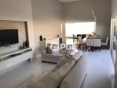 Casa Com 3 Dormitórios À Venda, 200 M² Por R$ 985.000 - Vila Do Golfe - Ribeirão Preto/sp - Ca2766
