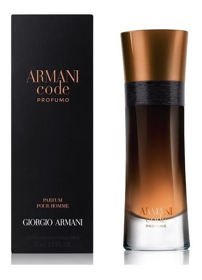 Perfume Giorgio Armani Code Profumo 60ml.