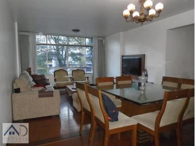 Apartamento Para Venda Em Nova Friburgo, Centro, 4 Dormitórios, 2 Suítes, 3 Banheiros, 1 Vaga - 119