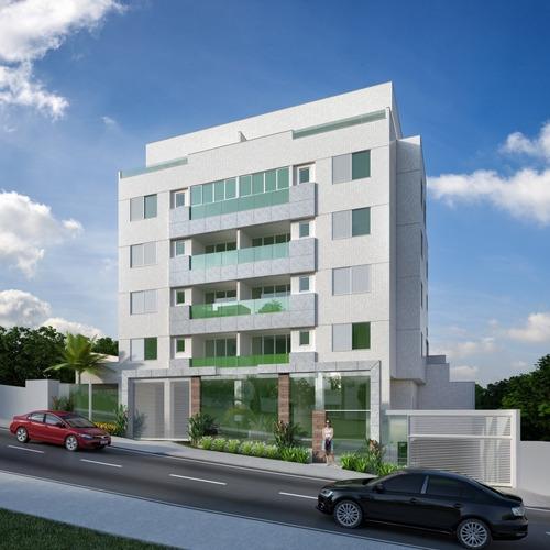 Imagem 1 de 1 de Cobertura Duplex À Venda, 3 Quartos, 1 Suíte, Jaragua - Belo Horizonte/mg - 1257